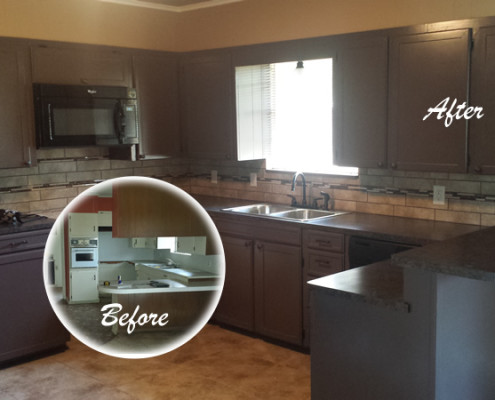 New Kitchen Remodel - East Texas Home Remodeling Contractor