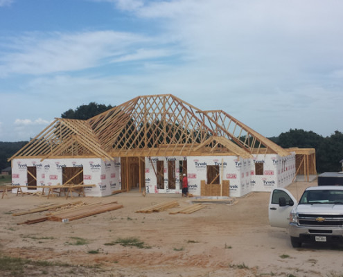 Texas Custom Home Builder - New Construction Homes