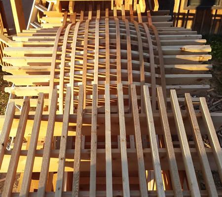 Home Remodel, Wooden Deck, Custom Detached Garage