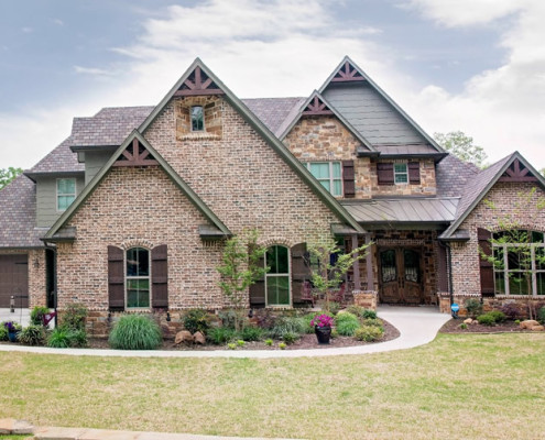 New custom home build in McKinney Texas
