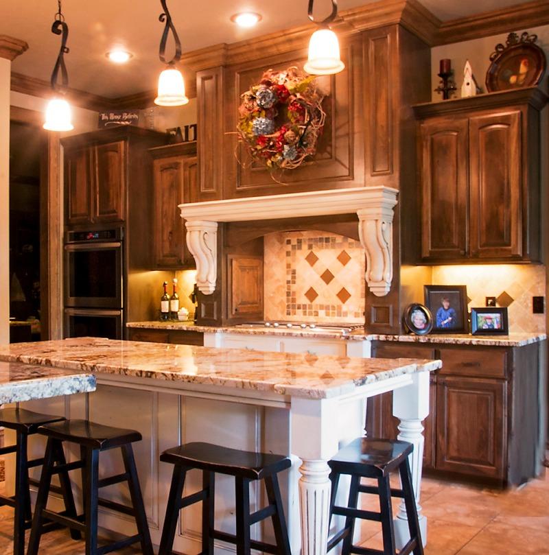 Custom Home Longview Texas Thompson Builders